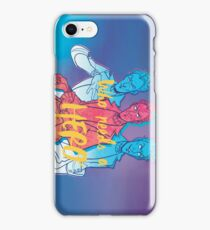 Who Needs A Hero? iPhone Case/Skin