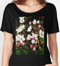 FloralFantasia 23 Women's Relaxed Fit T-Shirt