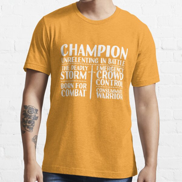 Champion - LoTRO Essential T-Shirt