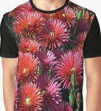 FloralFantasia 24 Graphic T-Shirt