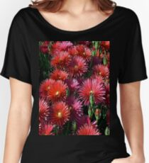 FloralFantasia 24 Women's Relaxed Fit T-Shirt