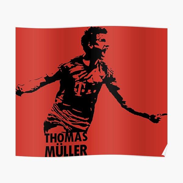 Thomas Muller Poster