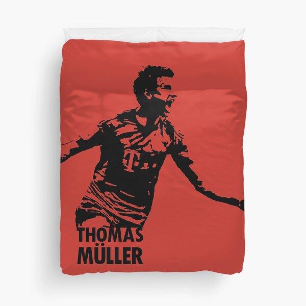 Thomas Muller Duvet Cover