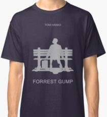 The Lonely Hanks Was Hanging On The Bench Classic T-Shirt