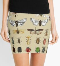 Entomology Insect studies collection  Mini Skirt