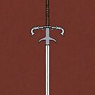 16th Century Bearing Sword by Richard Fay