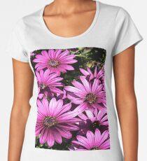 FloralFantasia 27 Women's Premium T-Shirt