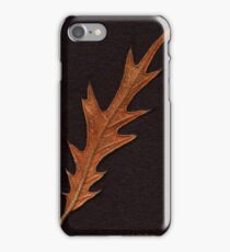 Scanograph Leaf iPhone Case/Skin