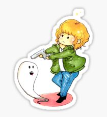 Mary Winchester Sticker