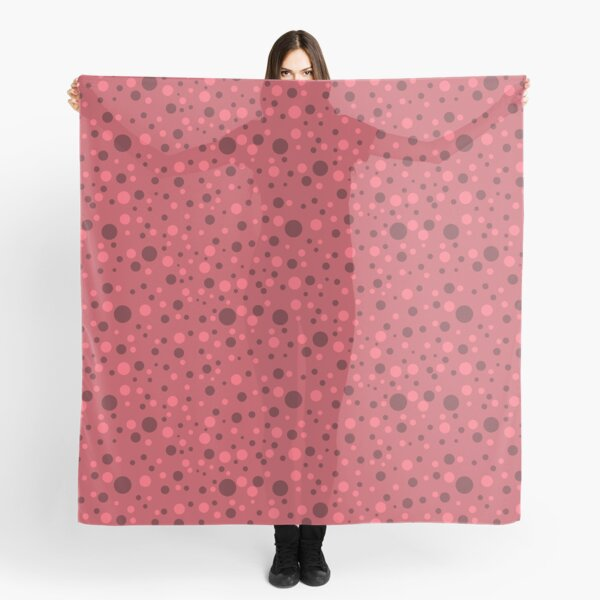 Red Spots Scarf
