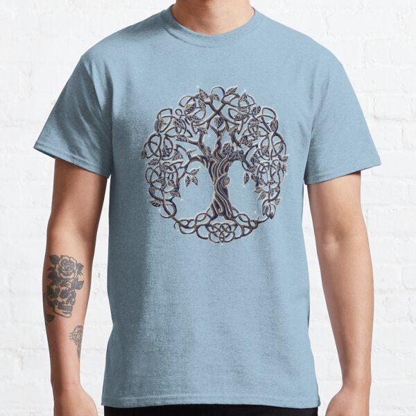 Tree of Life Silver Classic T-Shirt