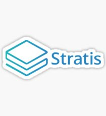 Stratis Logo Sticker
