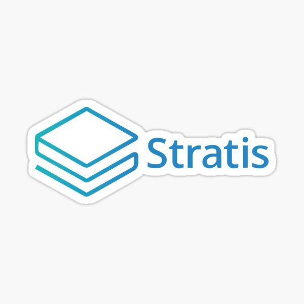 Stratis Logo Sticker