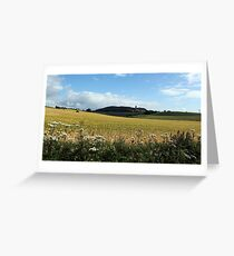 A Day In The Country Greeting Card