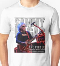 sammy hagar art in concert 2017 Unisex T-Shirt