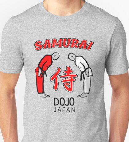 Samurai Dojo Japan T-Shirt