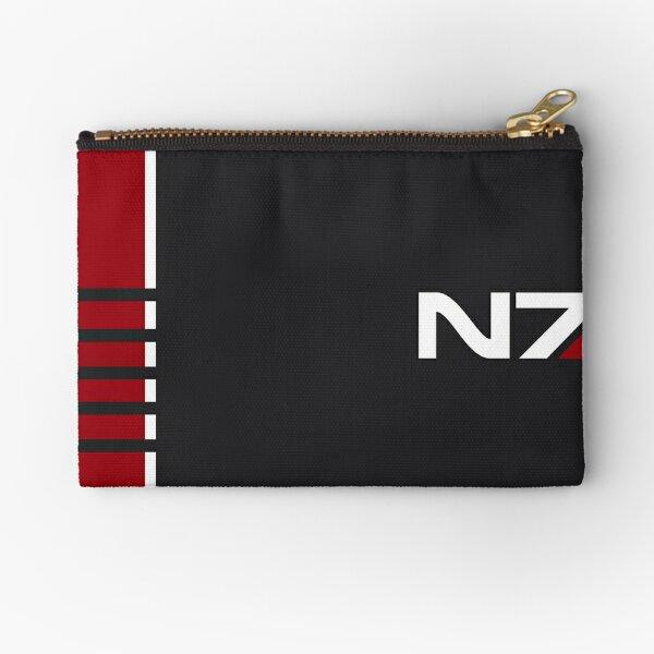Mass Effect - N7 Stripe Zipper Pouch