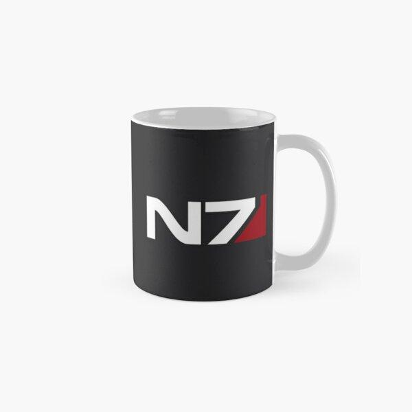 Mass Effect - N7 Stripe Classic Mug