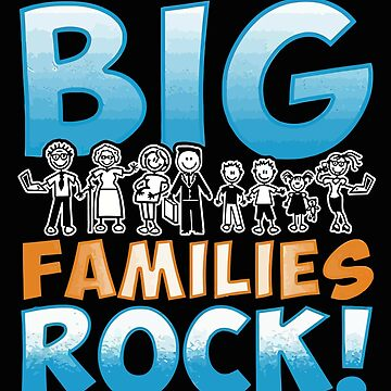 Big Families Rock Family Reunion by nhannvangg