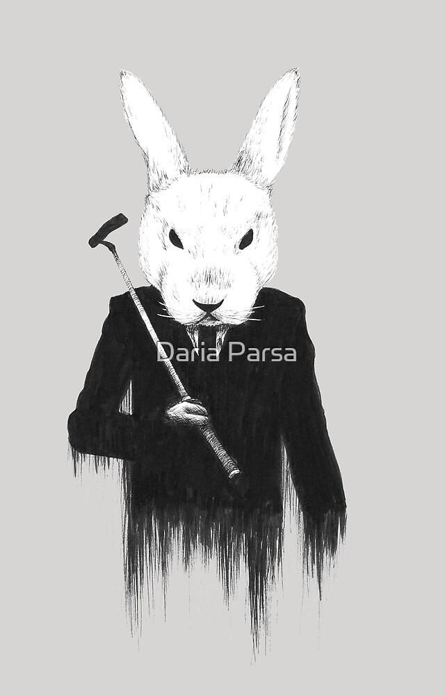 The White Rabbit by Daria Parsa