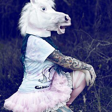 Fancy unicorn by savannahbphotos
