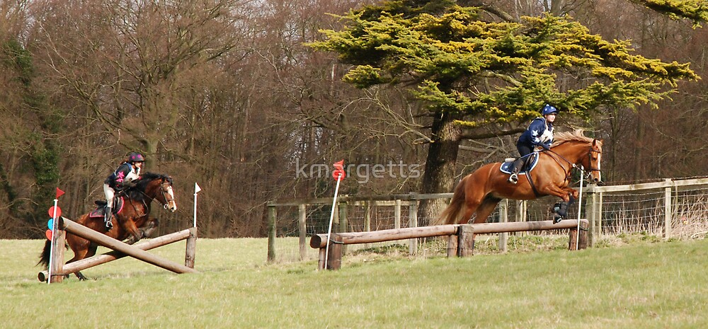 Catch me if you can! by kmargetts