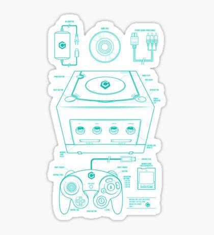 GC Sticker