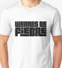 Viernes de Fiebre Unisex T-Shirt