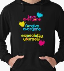 Starbomb: Love and Forgiveness Lightweight Hoodie