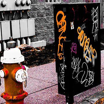 street art by Unwritten