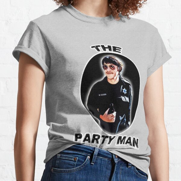 the Party Man Classic T-Shirt