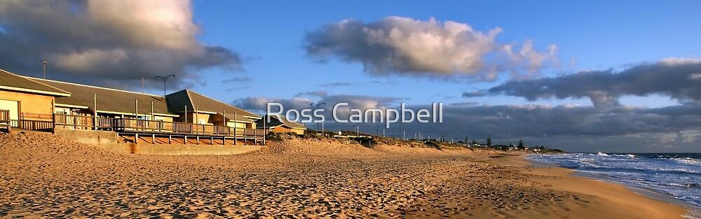 Bunbury Beach by Ross Campbell