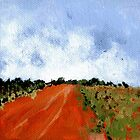 Down the Red Road by KeLu
