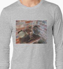 An Old Copper Kettle Long Sleeve T-Shirt