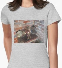 An Old Copper Kettle Womens Fitted T-Shirt