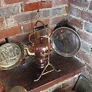 An Old Copper Kettle by MidnightMelody