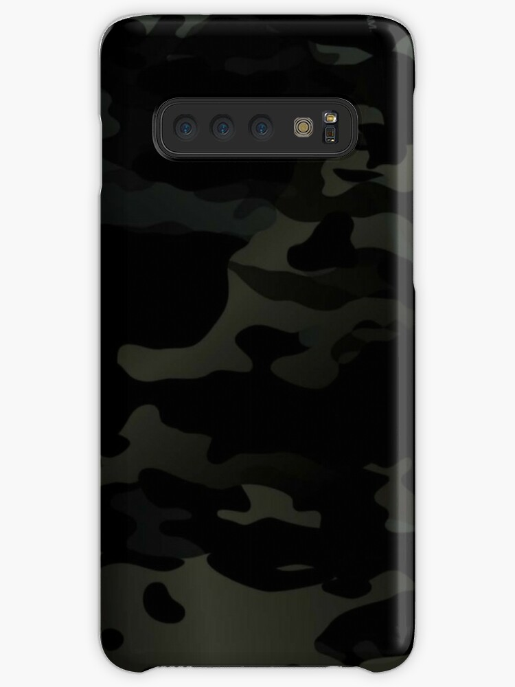 newest eeee8 db18b 'Black MultiCam Phone Cases' Case/Skin for Samsung Galaxy by risingpatriot
