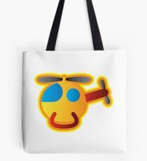 Little Helicopter Tote Bag