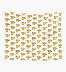 Little Helicopter Wall Tapestry