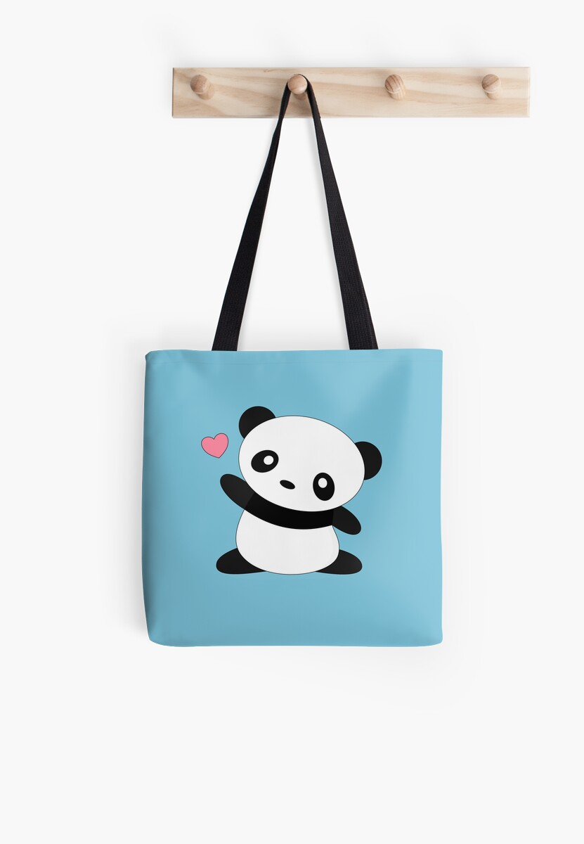 Kawaii Cute Panda Bear