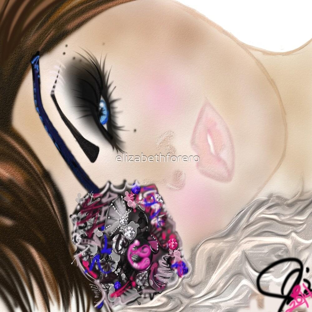 Tha Beauty Buccaneer  by elizabethforero