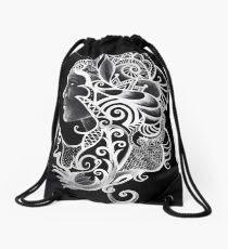 Head Dress Drawstring Bag