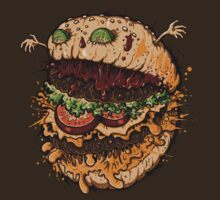Monster Burger | Unisex T-Shirt