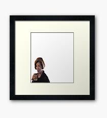 Lucille Bluth Framed Print