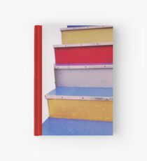 The back stairs Hardcover Journal
