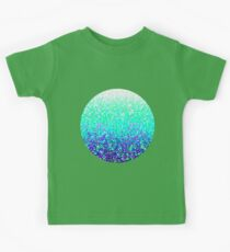 Color Dots Background G212 Kids Tee