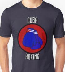 Cuba Boxing  T-Shirt