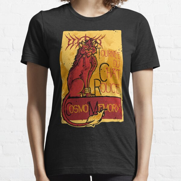 Le Chat Rouge Essential T-Shirt