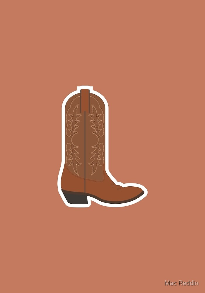 The Shoe Project - Cowboy Boot by Mac Reddin