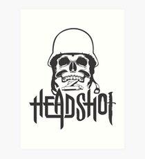 heatshot Art Print